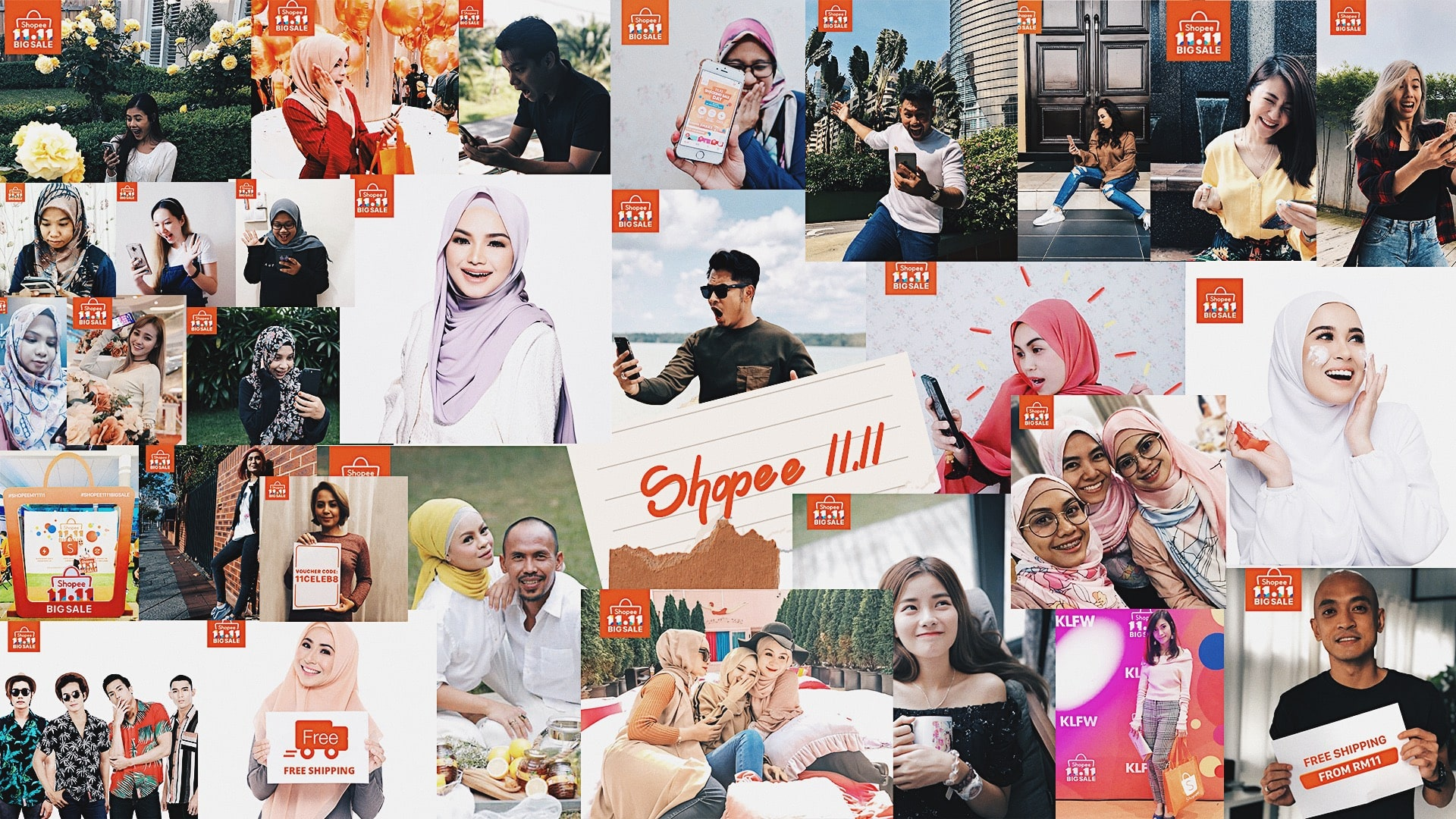 Shopee Campaign Direction