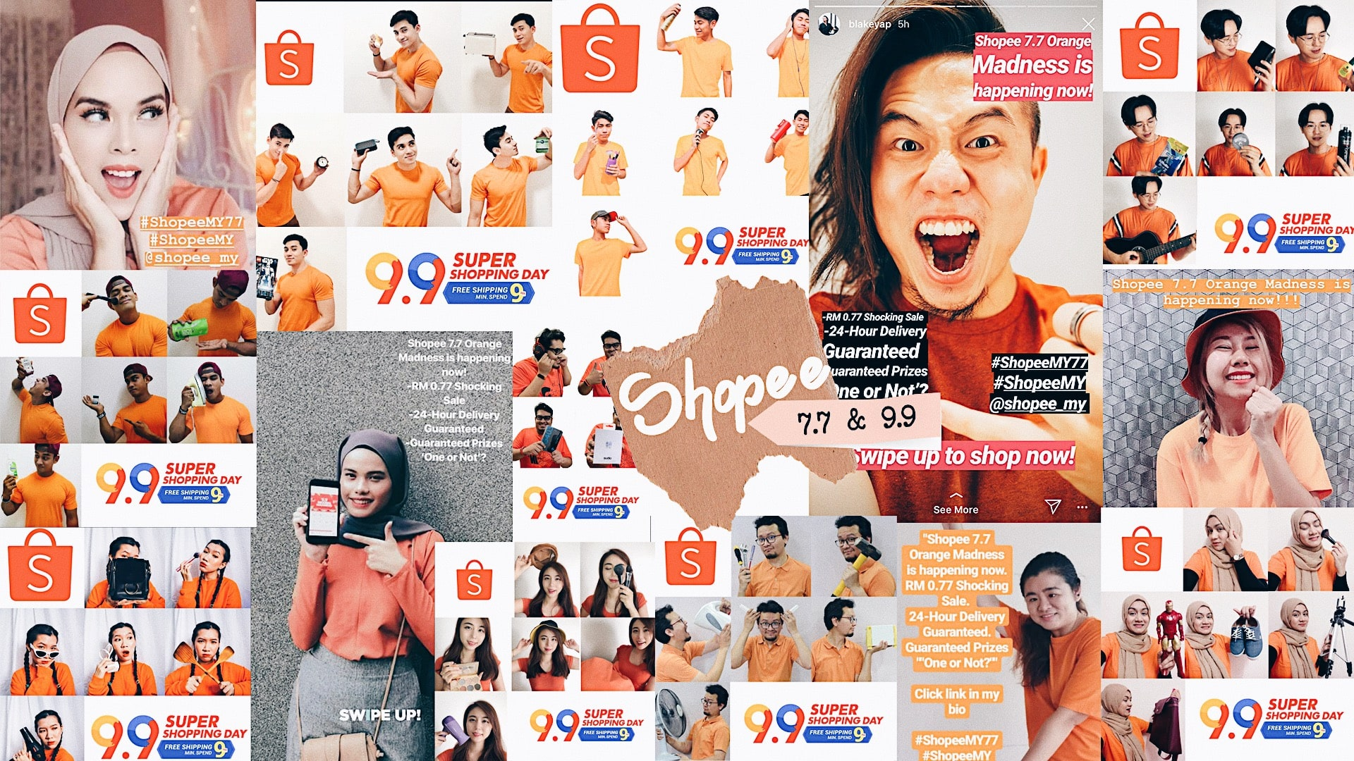 Shopee Efforts